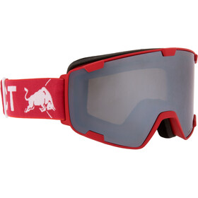Red Bull SPECT Park Lunettes de protection, black-gold snow
